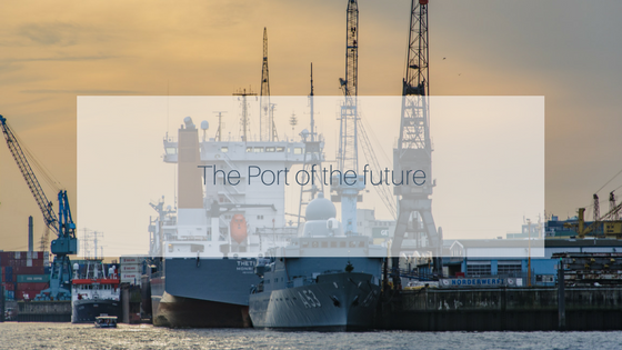 Session 2 - port du futur