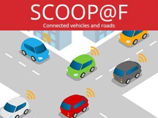 Projet SCOOP : véhicules et routes connectés, Geoloc Systems