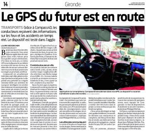 le GPS du futur est en route, Geoloc Systems
