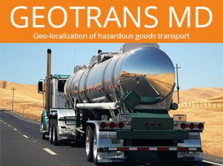 GeoTransMD, Géolocalisation du transport de marchandises dangereuses, Geoloc Systems