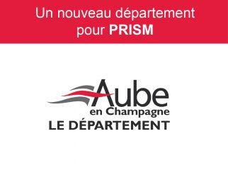Nouveau département PRISM